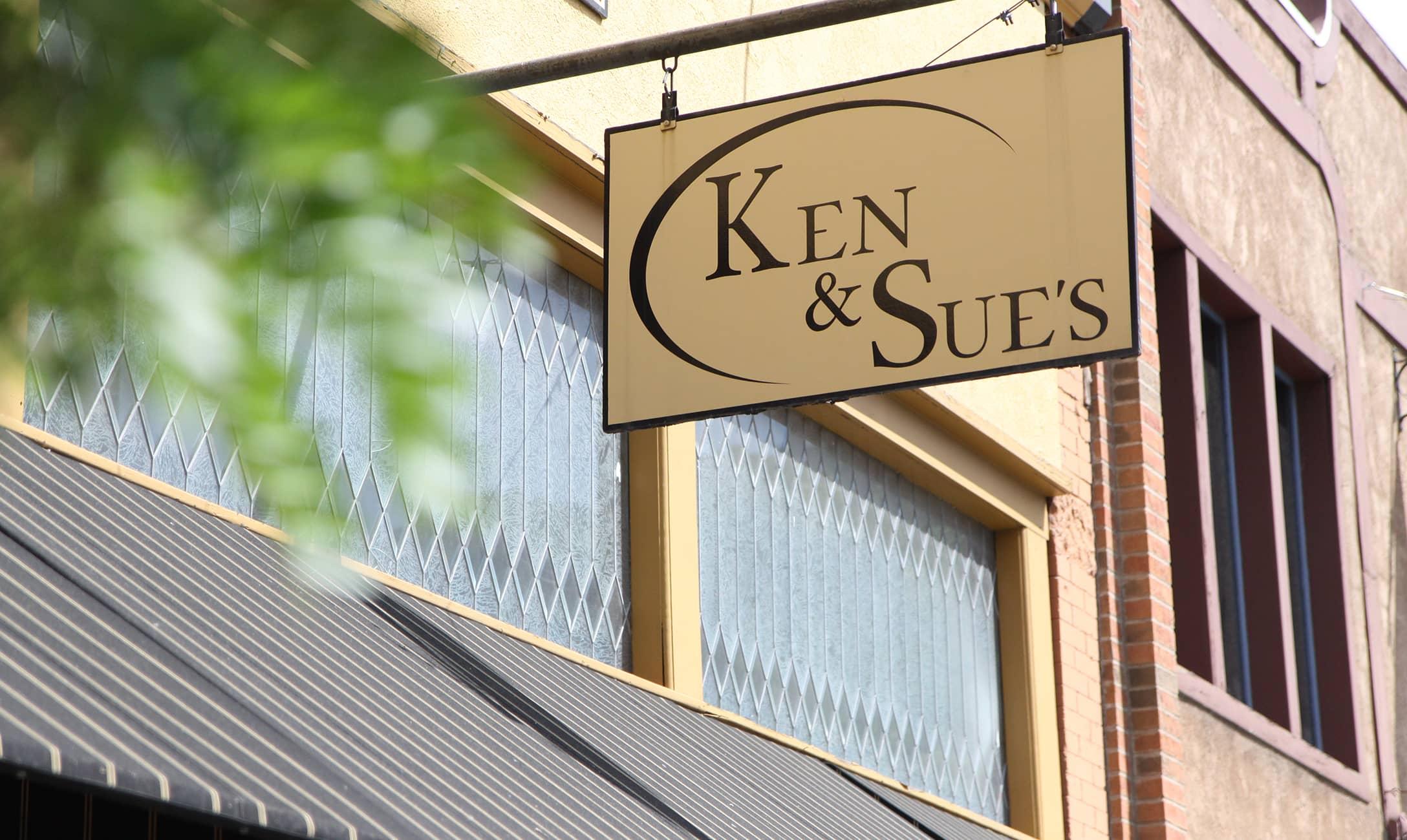 Ken & Sue's store front Durango Colorado